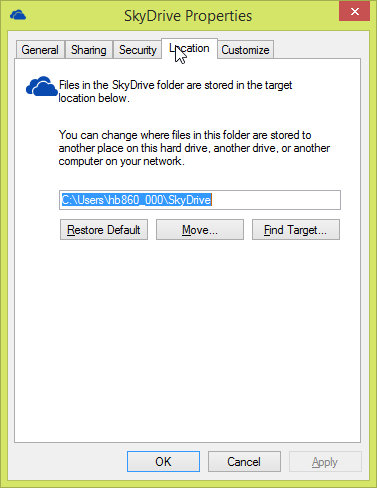 Change-SkyDrive-Location-in-Windows-8.1-2