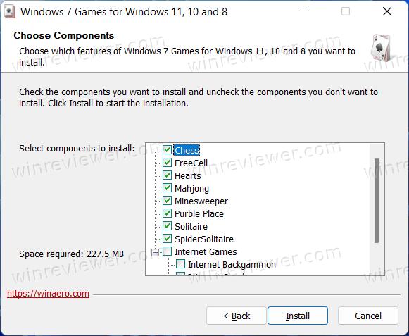 Выбор игр Windows 7 для установки на Windows 11